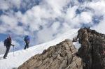 Approaching summit of Pata Patani